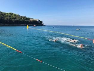 Prvi plivački maraton Gimnazije Pula