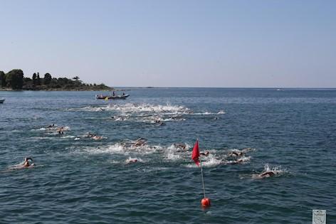 plivački maraton rovinj