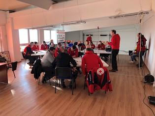 Trening za pripadnike Osnovne jedinice za Interventne timove HCK